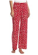 HUE® Jingle Dot Knit Long Sleep Pant