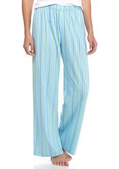 HUE Tick Tock Stripe Pajama Pant