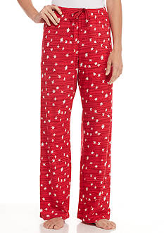 HUE Starry Night Pajama Pants
