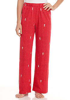 HUE Snow Hombres Pajama Pants