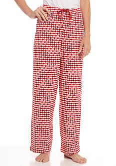 HUE Click Heart Pajama Pant