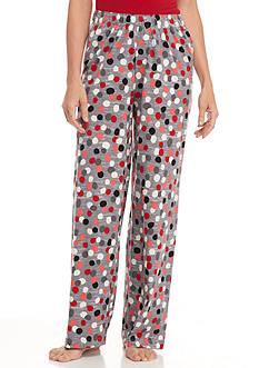 HUE Twinkie Dot Pajama Pant