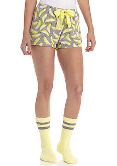 HUE Banana Boxer/Sock Set