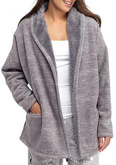 HUE Marley Fleece Cozy Robe