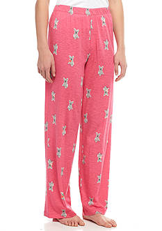 HUE Doggie Love Pajama Pants