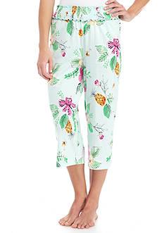 HUE Jungle Floral Culotte