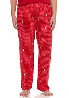 HUE Click Heart Plus Size Pajama Pant