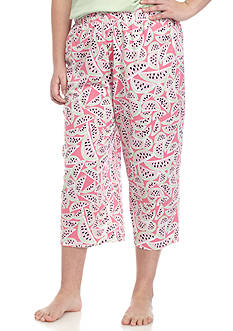 HUE Juicy Melon Capri Plus