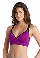 Jockey® Mid Impact Moulded Cup Sports Bra -