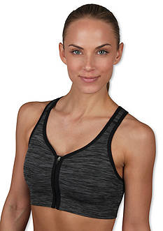 Jockey Zip Front High Impact Sports Bra - 8656