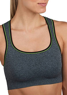 Jockey Melange Pop Push Up Sports Bra