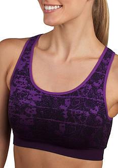 Jockey Dip Dye Python Sports Bra