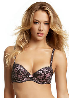 Jezebel Boudoir Push Up Bra - 14021