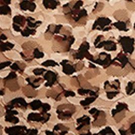 Women's Chemise Sleepwear: Cheetah Jezebel Rachel Chemise and G-String Lingerie Set