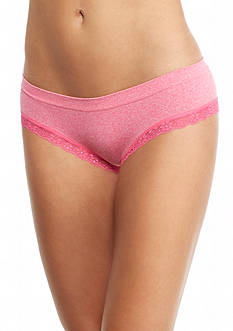 New Directions Lace Trim Seamless Hipster - H153288