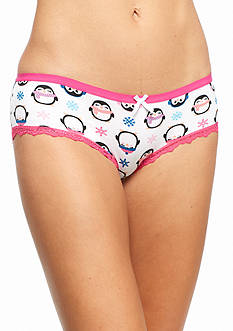 New Directions Intimates Boy Are You Cutie Hipster - H194172