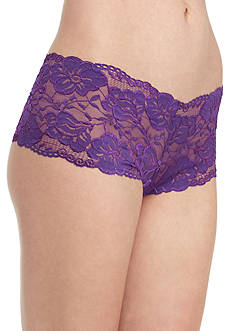New Directions Intimates Lace Galloon Unlined Boyshorts- H195205