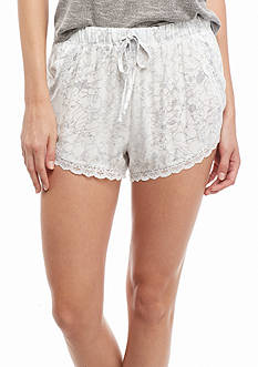 Honeydew Intimates Just a Dream Rayon and Lace Short - 15683