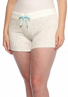 Honeydew Intimates Plus Size Undrest Front Short - 367618