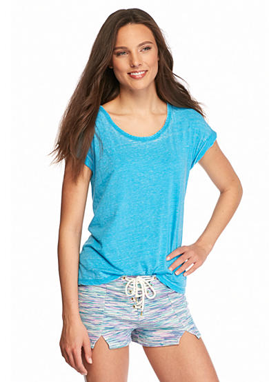 Honeydew Intimates Burn - Out Jersey Tee -  630172
