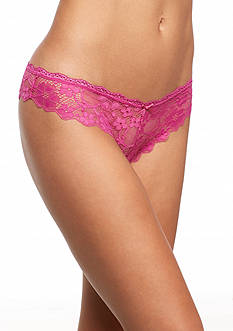 Honeydew Intimates Camellia Lace Thong - 97270