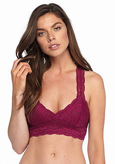 Free People Racerback Crop Bra - F040O835