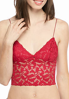 Free People Lacey Lace Brami - OB481738