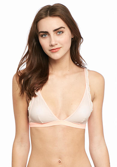Free People See Through You Soft Bra - OB507478