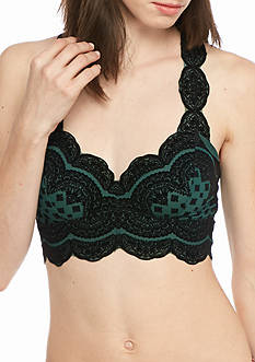 Free People Magic Flocked Bra - OB554935