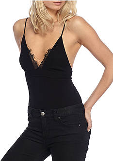 Free People Tell It To The Heart Bodysuit - OB562792