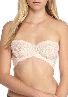 Free People Lindy Loo Lace Strapless Bra- OB571550