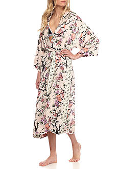 Free People Gigi Floral Robe - OB576602