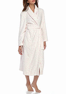 Kim Rogers® Printed Breast Cancer Robe