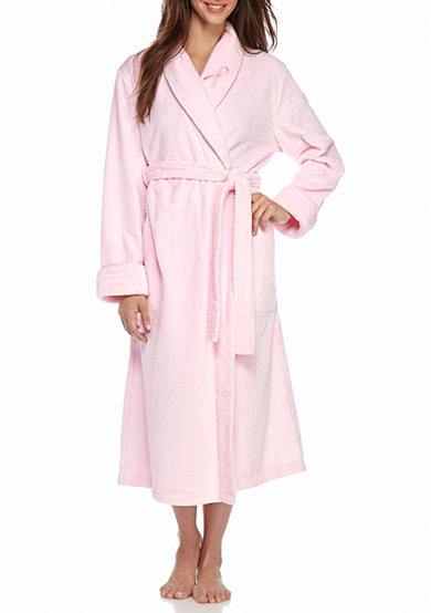 Kim Rogers® Breast Cancer Beehive Robe