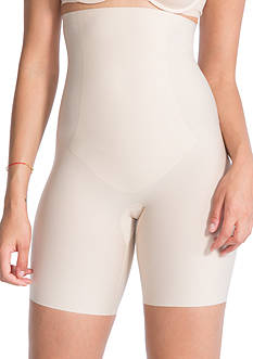 SPANX® Thinstincts High-Waisted Mid-Thigh Shorts - 10006R