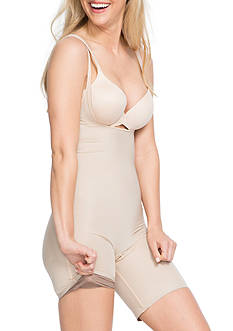 SPANX Plus Size Two-Timing Open Bust Bodysuit - 10048P