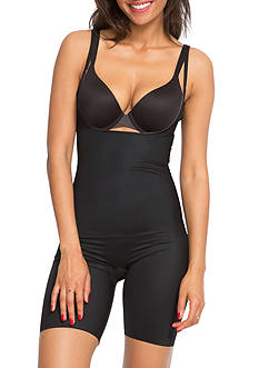 SPANX Two-Timing Open-Bust Bodysuit - 10048R