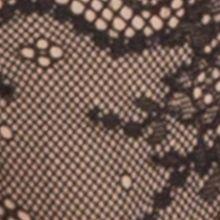 Women's Plus: Spanx Bras, Panties & Lingerie: Black SPANX Undie-tectable Lace Thong - SP0615