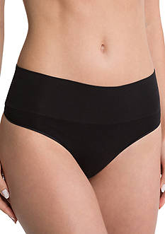 SPANX® Everyday Shaping Panties Thong - SS0815