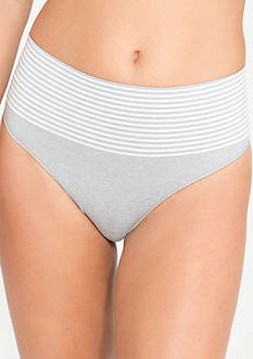 SPANX Everyday Shaping Panties Thong - SS0815