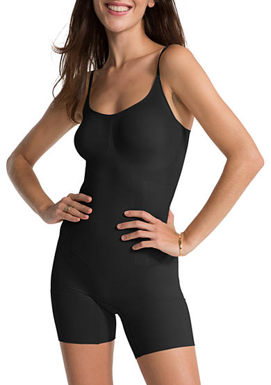SPANX® On Core Mid-Thigh Bodysuit - SS1715
