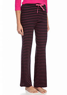New Directions Striped Knit Pant