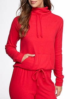New Directions Cozy Luxe Pullover Top