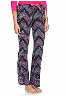 New Directions® Watercolor Chevron Knit Pant