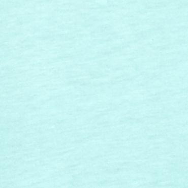 Womens Sleep Shirts: Aqua Foliage New Directions Foliage V-Neck Top
