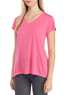 New Directions® High Low Sleep Top