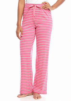 New Directions Stripe Pajama Pants