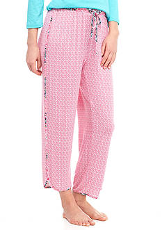 New Directions Slinkly Diamond Pajama Pant