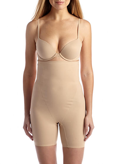 ASSETS® Red Hot Label™ BY SPANX® Clever Control Mid-Thigh Super Control Shaper - SS3415