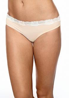New Directions® Intimates Crossdye Lace Bikini - B91192P